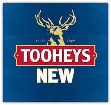 Tooheys New Sticker Car Bumper Decal  - 3'' or 5''
