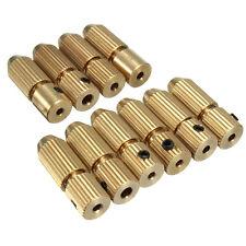 2.3 3.17mm Micro Drill Bit Clamp Fixture Chuck 0.7-3.2mm Electric Motor ShaftJ&C