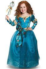 Brand New Disney Brave Merida Prestige Child Costume