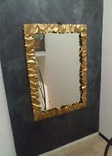 Rahmen Schmiedeeisen für Spiegel Fotos mit oder ohne LED . Maßgeschneider . 850