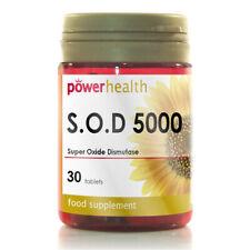 Power Health SOD 5000 (Super Oxide Dismutase) Tablets