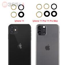 iphone 11 iphone11 pro max LENTILLE VERRE appareil photo camera iPhone 11 serie