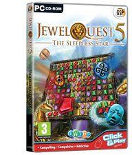 Jewel Quest 5: l'INSONNE STAR (PC CD), Windows Vista, Windows XP, PC, W | 50