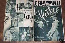 "FILM COMPLET 1937 N 1996 "" LE MAITRE "" - EMIL JANNINGS"