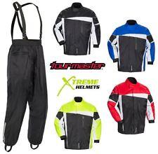 Tourmaster Defender 2.0 Two Piece Rain Suit Jacket Pant Waterproof