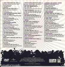 rare DVD PROMO ONLY 80s scorpions STYX asia NIGHT RANGER donna summer TIFFANY
