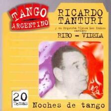 RICARDO TANTURI - NOCHES DE TANGO USED - VERY GOOD CD