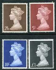 SG787-790 1969 High Value Set UNMOUNTED MINT