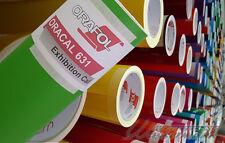 (5,01€/m²)   Orafol Oracal 631 Exhibition Cal, matte semipermanente Plotterfolie