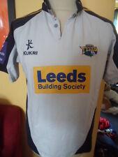 2006-2007 Leeds Tykes Home Rugby Union Shirt adult x small RFU Championship