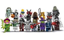 LEGO 71010 FIGURINES SERIES 14 TORSE TÊTE JAMBES Minifig Torso Heads Tools NEW !