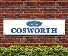 Ford Cosworth Workshop Garage PVC Banner Printing Advertising Signs (BANPN00189)