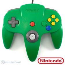 Original Nintendo N64 Controller / Gamepad #Grün - Zustand auswählbar