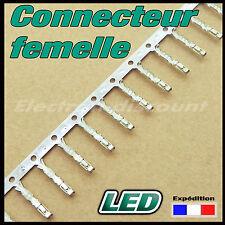 999F# connecteur type Dupont  femelle pour projet arduino à câbler