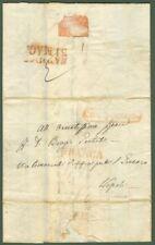 REGNO DI NAPOLI. Let. del 1842 da Campobasso a Napoli