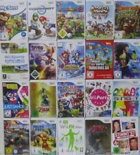 Die besten Nintendo Wii Spiele - KULT - KLASSIKER -> nur 1 Spiel auswählen <-
