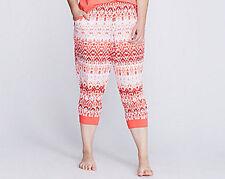 Lane Bryant Cacique Lounge Jogger Sleep Wear Pant Bottom Plus Size 18/20 2X NWT