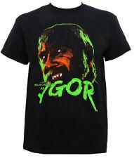 Authentic Universal Monsters Igor Bela Lugosi T-Shirt S M L XL 2XL NEW
