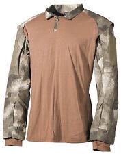 MFH T-shirt Maglia manica lunga uomo militare US Tactical T-shirt 02611P