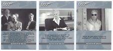 2009 Rittenhouse James Bond Archives The Quotable Quantum of Solace You Pick