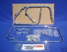 1993 - 1996 Harley Davidson saddlebag 3 rail kit touring electra glide flt flht