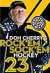 don cherrys  ROCKEM SOCKEM HOCKEY 23    DVD