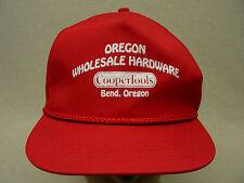 OREGON WHOLESALE HARDWARE - ADJUSTABLE SNAPBACK BALL CAP HAT!