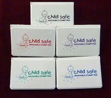 Child Safe Washable Stamp Pad, felt