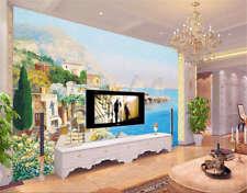 Feeling Slack Bay 3D Full Wall Mural Photo Wallpaper Printing Home Kids Decor