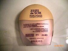 Bourjois Compact Powder Sable 43 New
