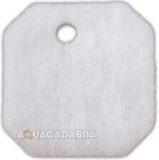Hilo De Polietileno genérico Eheim Profesional Compatible Almohadillas de reemplazo de medios de filtro