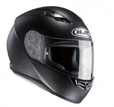 HJC cs15 CASCO INTEGRAL Mate Negro Casco para motocicleta NUEVO