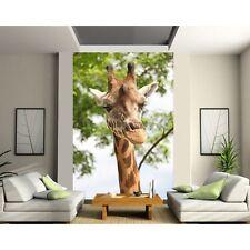 Stickers géant déco : Girafe 1315