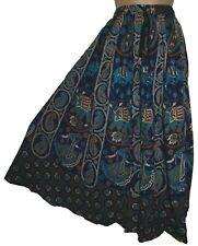 Plus Size Hippy Fair Trade New Tie Dye Pixie Hem Skirt 18 20 22 24 26 28 30