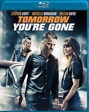 Tomorrow You're Gone (Blu-ray Disc, 2013)