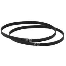 GT2 Ring Closed Loop Timing Belt Rubber 2GT 6mm 3D Printers Parts Belts Part P&C