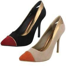 Mujer Spot On de Tacón Alto ' Zapatos de Salón '