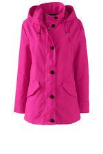 Lands End Women's Storm Raker Jacket Soft Magenta New