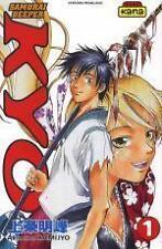 Manga    SAMURAI DEEPER KYO     N° 1