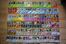 Sun & Moon Reverse Holos (Rev) Pokemon Cards (Singles/Playsets)