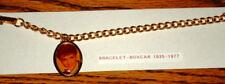 ELVIS PRESLEY ORIGINAL BOXCAR BRACELET        ELVIS JEWELRY!