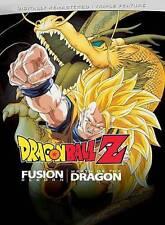 Dragon Ball Z – Fusion Reborn/Wrath of the Dragon (DVD, 2009, 2-Disc Set, Uncut