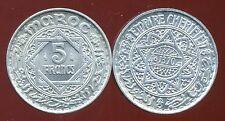 MAROC 5 francs 1370  SUP