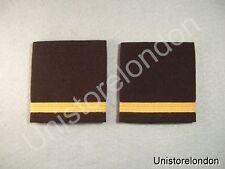 Epaulette 1 X1/4 inch Gold Bars R239