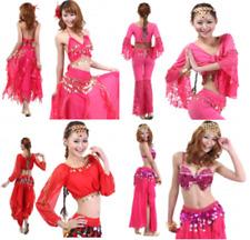 BELLY DANCER HAREEM GIRL ARABIAN FANCY DRESS