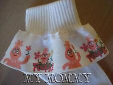 MTM Foofa Gabba Ruffle Socks Toddler Girls