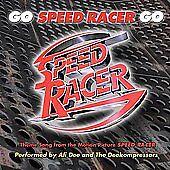 NEW - Go Speed Racer Go: Theme Song From Speed Racer