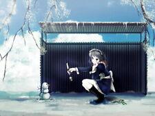 Sakuya Izayoi Touhou Project Anime Manga Art Huge Giant Print POSTER Affiche