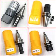 HSS BT40 Taper Toolholder ER16 ER20 ER25 ER32 ER40 Collet Chuck Milling Center