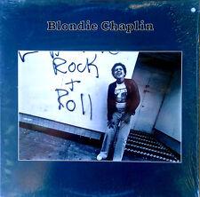 BLONDIE CHAPLIN (X- BEACH BOYS) - SELF TITLED - ASYLUM LP - SHRINK WRAP